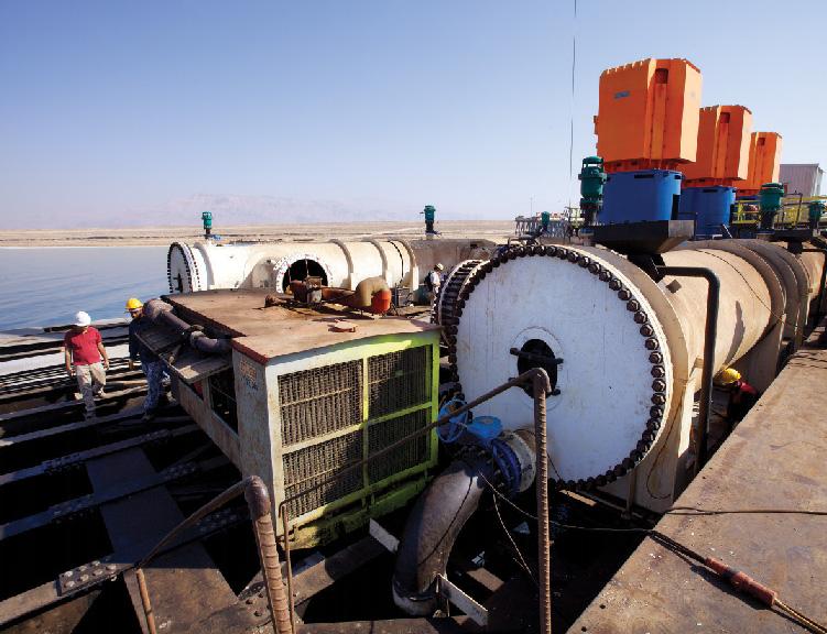 New Main Brine Intake Pumping Station Apc Conex